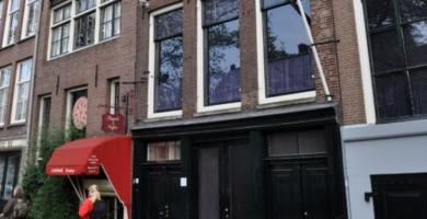 Casa de Ana Frank Amsterdam