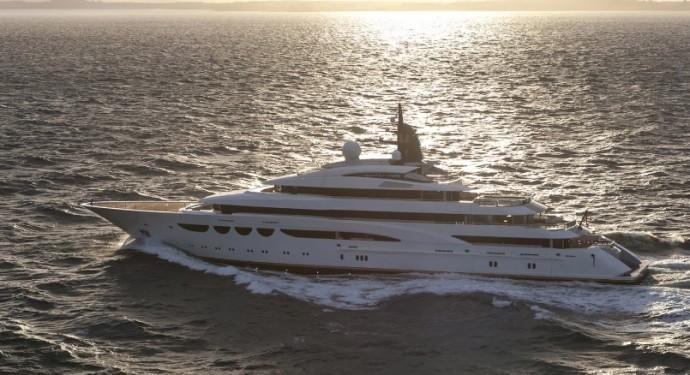 Un millón de euros por semana por navegar en el Quattroelle