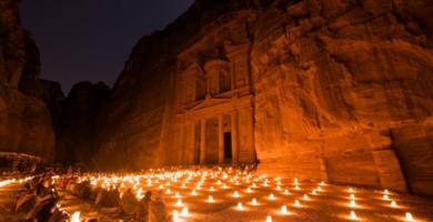Los secretos de Petra