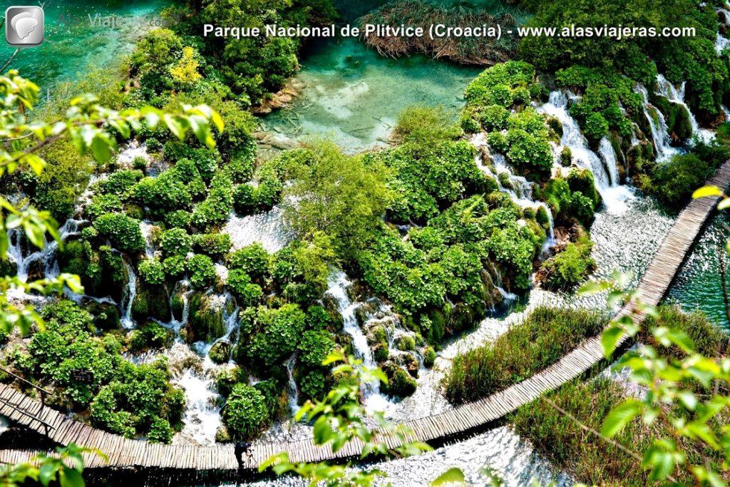 Parque Nacional de Plitvice (Croacia)
