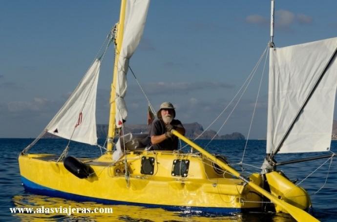 La vuelta al mundo en un pequeño velero